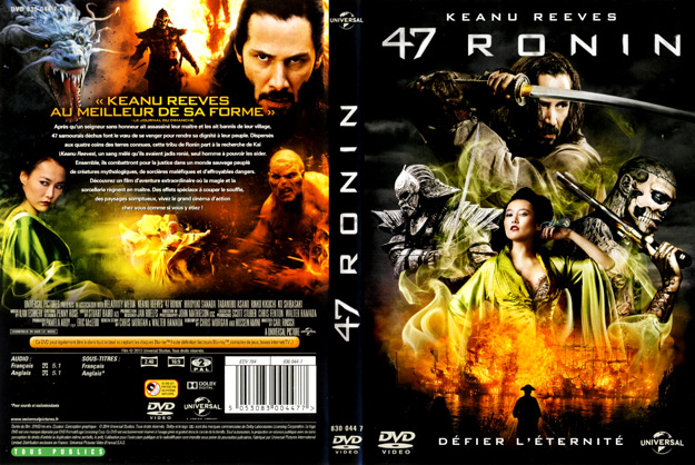Jaquette DVD 47 ronin