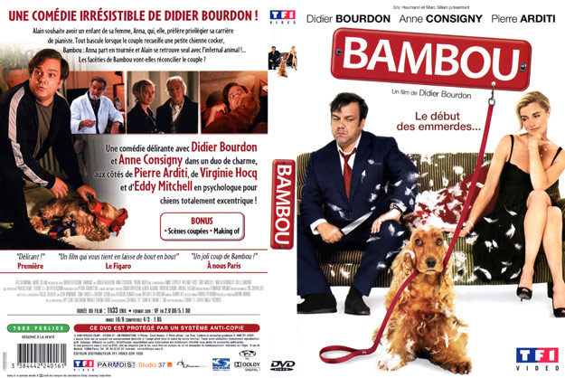 jaquette dvd bambou