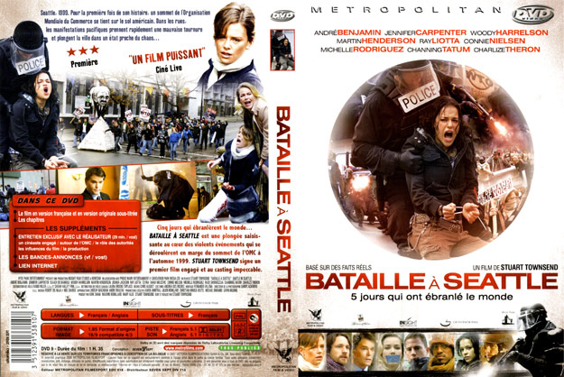 jaquette dvd bataille a seattle