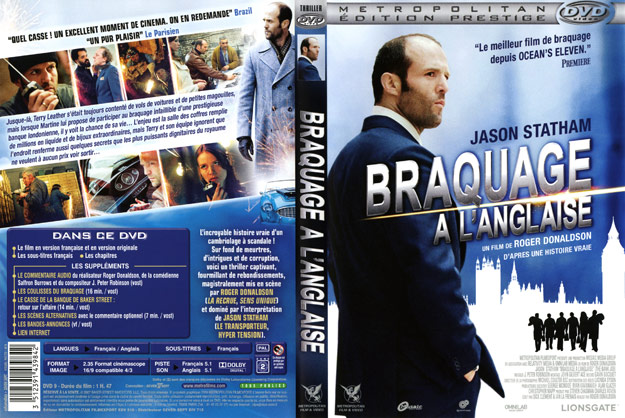 jaquette dvd braquage a l anglaise