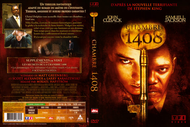 Films horreur en streaming chambre 1408 for Chambre 1408 streaming