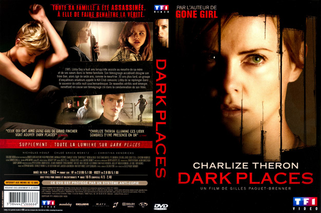 Jaquette DVD dark places