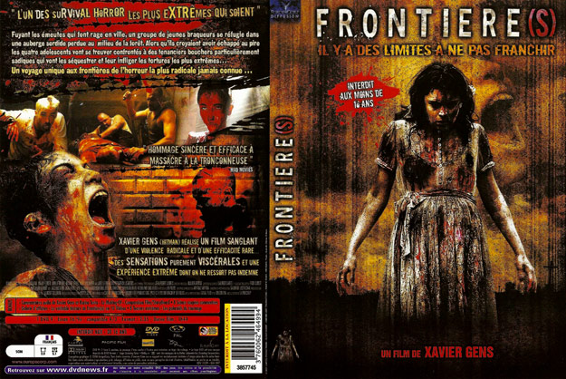 jaquette dvd frontiere