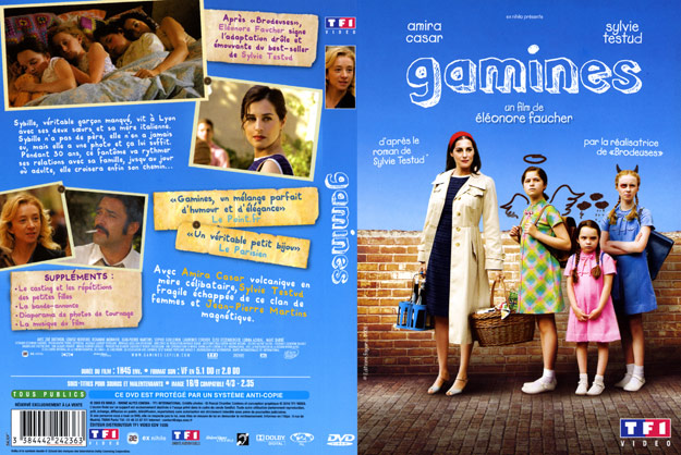 jaquette dvd gamines