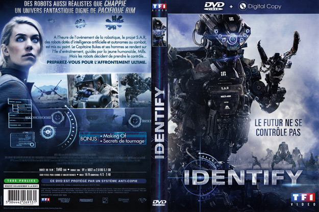 Jaquette DVD identify
