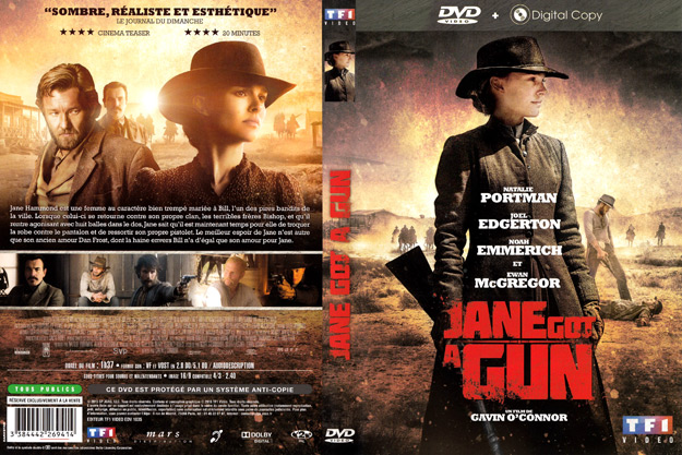 jaquette dvd jane got a gun