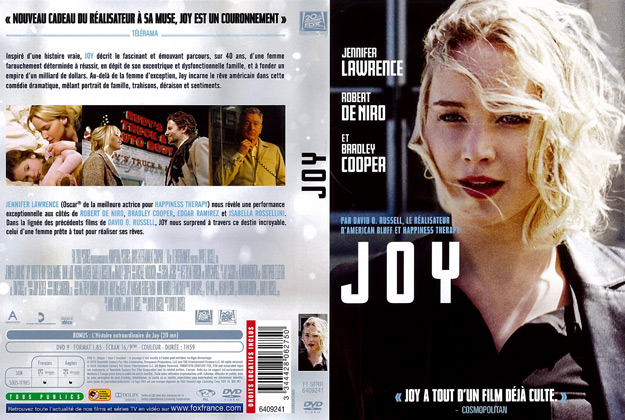 jaquette dvd joy