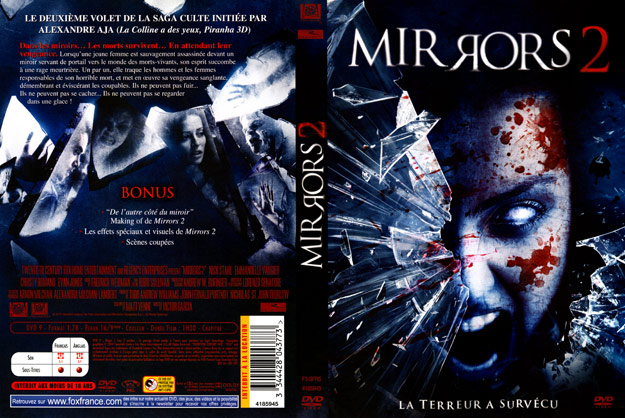 jaquette dvd mirrors 2