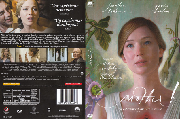 jaquette dvd mother