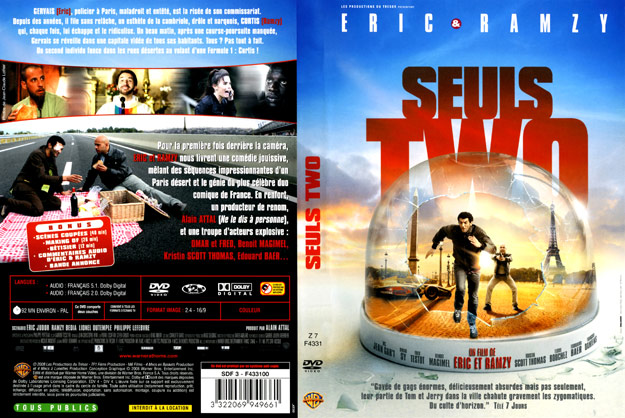 jaquette dvd seuls two