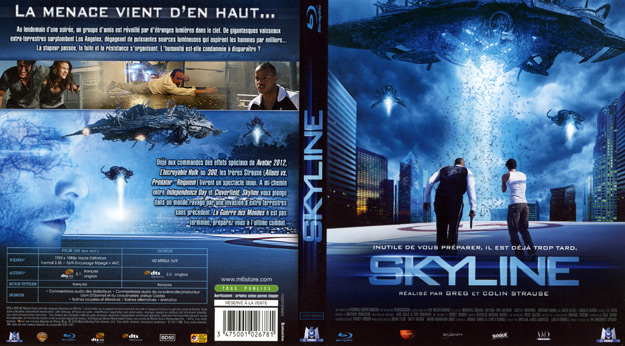 jaquette blu ray