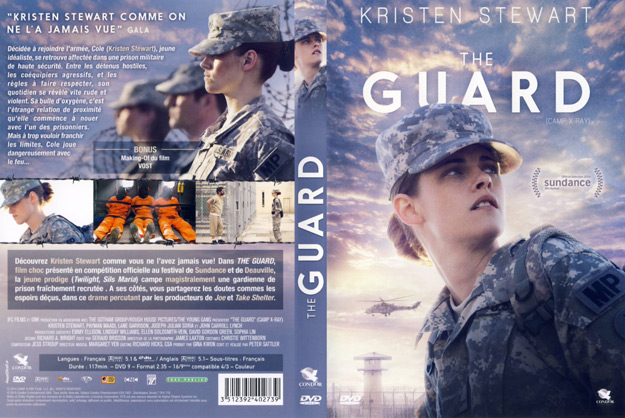 Jaquette DVD the guard