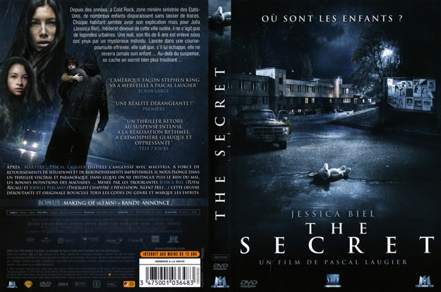 Jaquette DVD The Secret