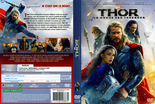 voir thor 2 streaming