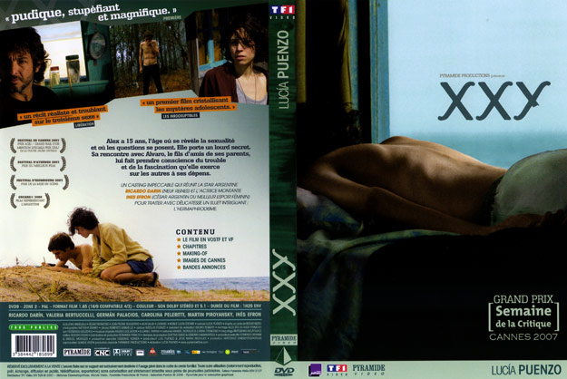 jaquette dvd xxy